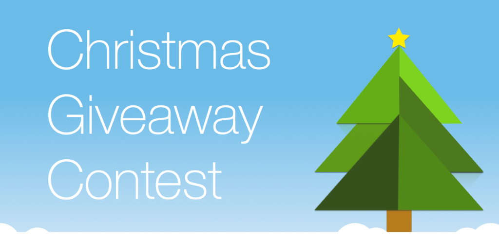 Christmas Giveaway Contest